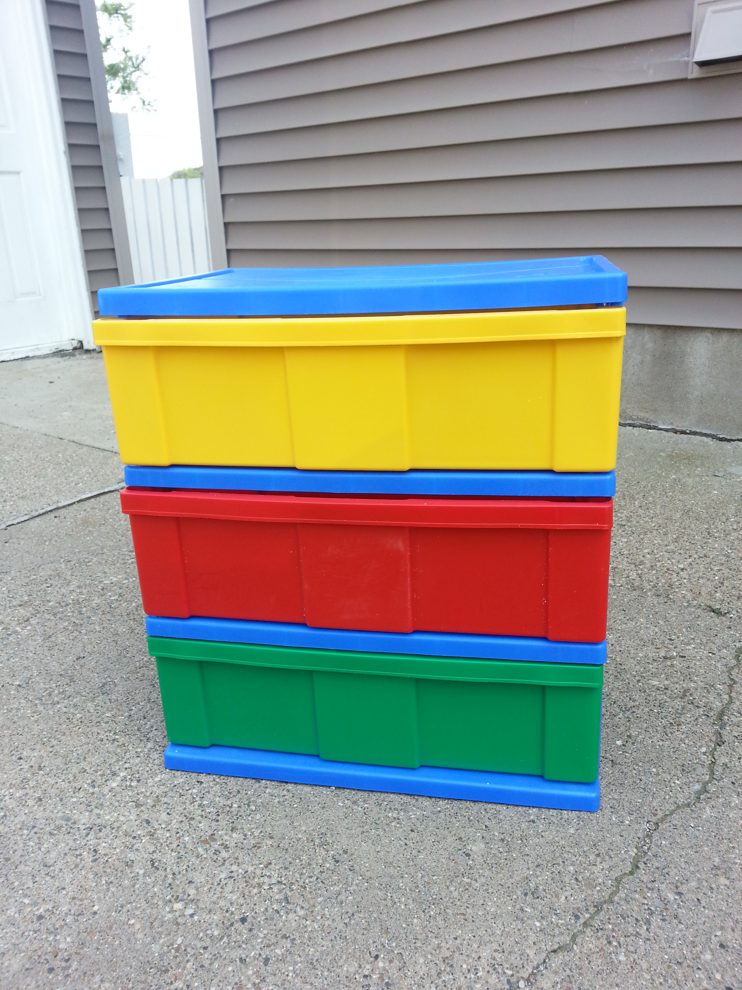 Colored Plastic Storage Drawers Chest Of Drawers