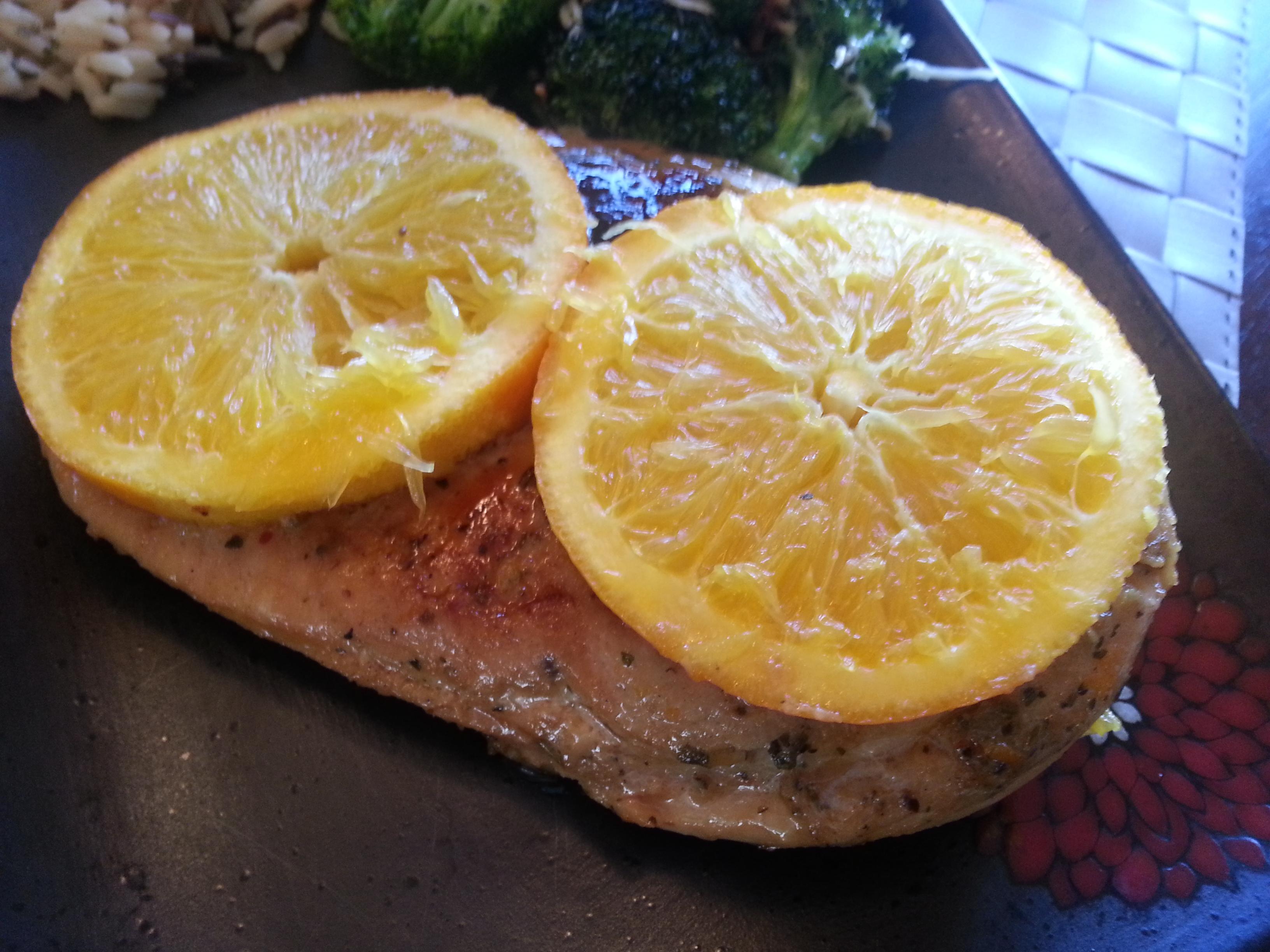 how to cook frozen orange chicken