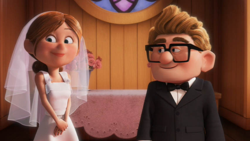 up love story carl and ellie