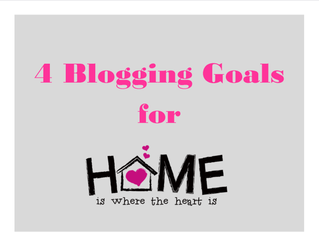 Blogging-Goals