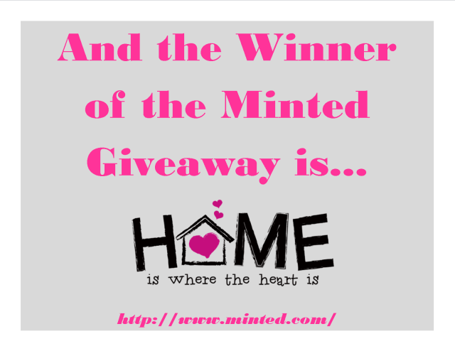 Winner-Minted