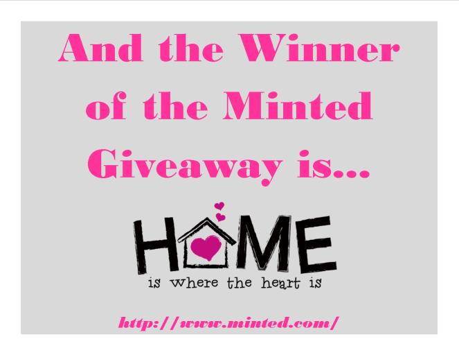 Winner-Minted